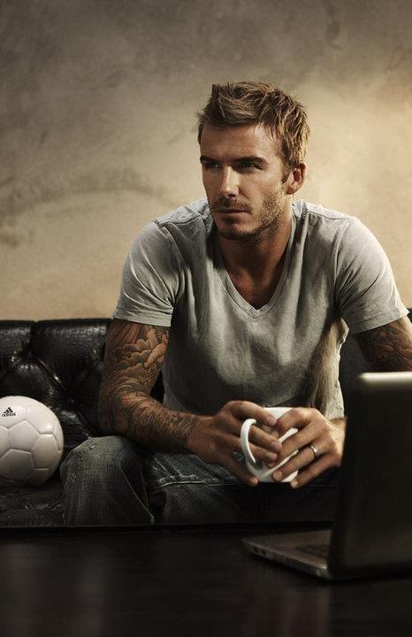 David Beckham były pomocnik zakończył karierę w 2013