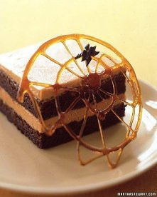 Caramelized Cobwebs and Licorice Spiders