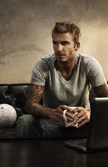 David Beckham były pomocnik...