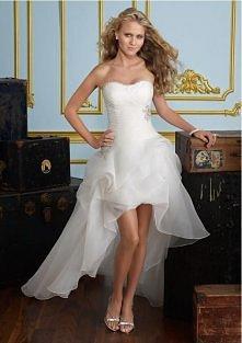 Dziewczyny, nadaje się taka sukienka na ślub kościelny?