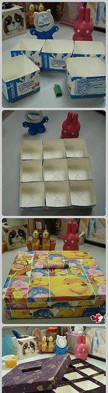 Pudełko na drobiazgi bądź prezenty