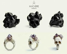 Macabre Gorgeous Rings ♥