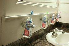 Bycie konstruktuwnym jest trendy! ;] Nowa  porcja łazienkowego DIY!