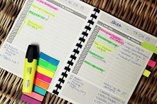 Organizer kalendarz idealny DIY