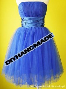 Sukienka DIY :O Lecimy do s...
