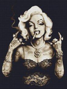 Marilyn Monroe, normalnie boska :)