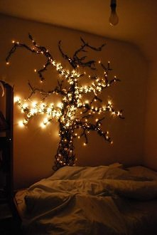 lights in the room < 3