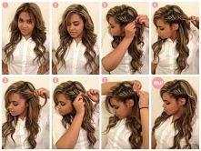 włosy # hair # diy # fryzura #  tutorial