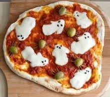 pizza z duszkami :)