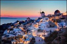 wyspa Santorini,Grecja