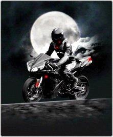 W ich sercach motocykl rozp...