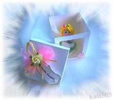 Aniołek Szczęścia w pudełku...
