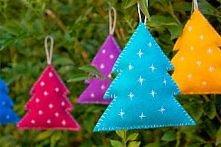 Ozdoby świąteczne- inspirac...