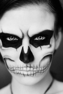 Zombie na Halloween