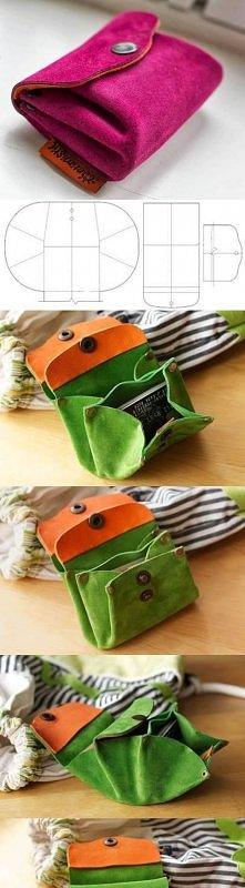 diy, plump purse, tutorial,...