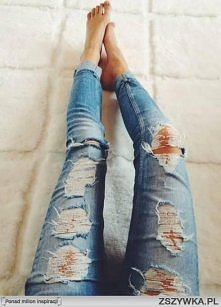 Co myślicie o takich spodniach?:)