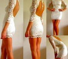 Szukam sukienki na połowink...