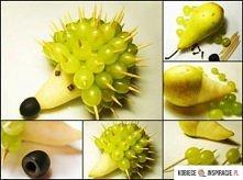 Pomysl na... owocowego jeza