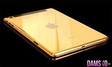złoty ipad