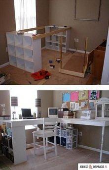 Domowe biuro - zrób to sama