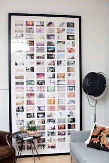 mega fotokolaż w wersji od sufitu do podłogi ;)