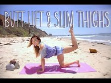 Butt Lift & Slim Thighs   POP Pilates Beach Series