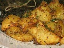 Ziemniaki pieczone z muszta...