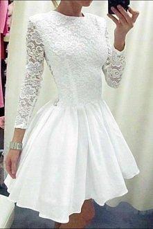 Idealna na skromny ślub!