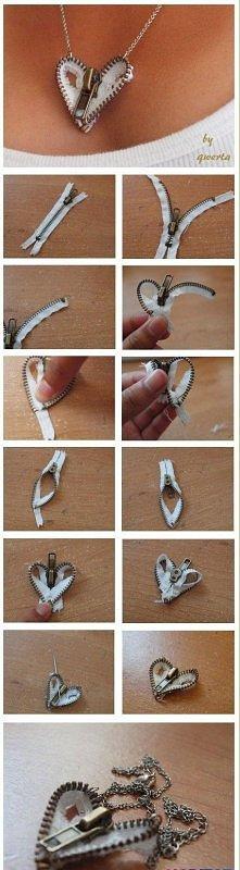 Pomysł na ciekawy i prosty naszyjnik