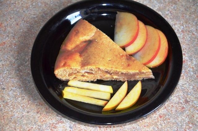 Ciasto jabłkowe dla odchudzających się :) Szybkie i lekkie. Zapraszam po przepis po kliknięciu :)