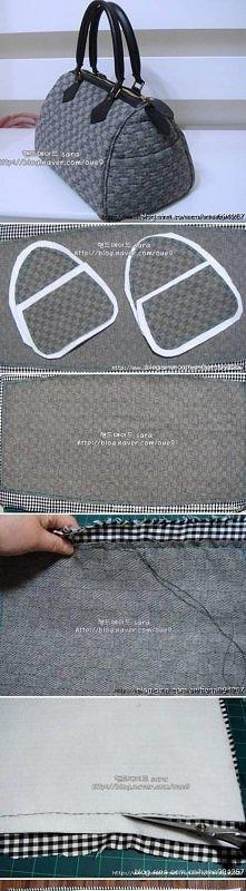własnoręcznie robiona torebka