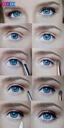 do niebieskich oczu