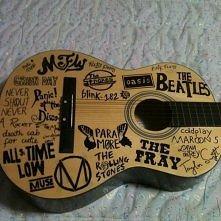 gitara ;D