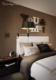 Cudowna sypialnia!