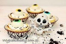 Mini-serniczki na halloween