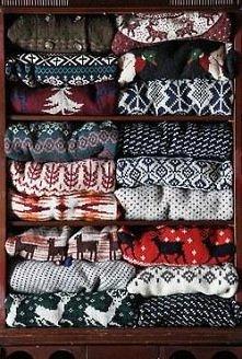 Sweterki na zimowe dni <3