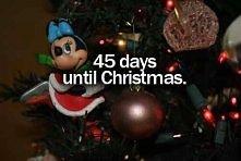45 dni do Świąt!:D