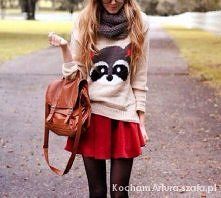 Słodki sweterek <3 Styli...
