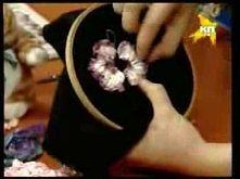 Секреты вышивания шелковыми лентами  Tutorial haftu