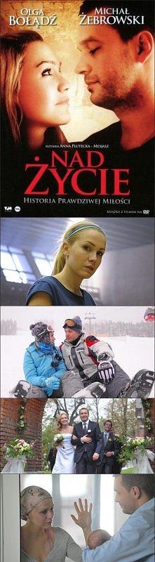 Nad życie (2012)- Prawdziwa historia. Wzruszająca i skłaniająca do przemyśleń...