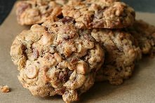 Dietetyczne i zdrowe ciasteczka bez mąki, cukru i tłuszczu