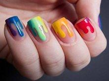 farba na paznokciach? niezły efekt! :)