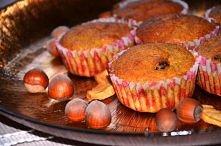 Pyszne muffinki dyniowe - d...