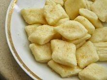 Leniwe kluski z kaszy manny