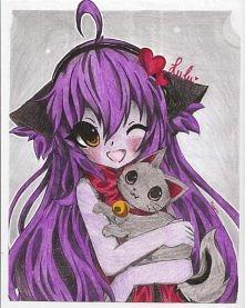 Lulu - rysunek