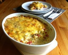 Zapiekanka z tortellini - Buszująca w kuchni - ========== Tortellini to małe ...