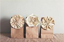 Papierowe pudełeczka