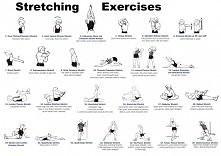 ćwiczenia stretching