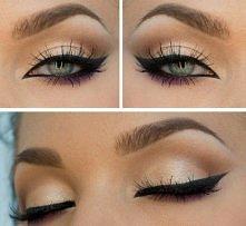 Kilka makijaży oka :)