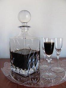 Likier kawowy  skladniki na...
